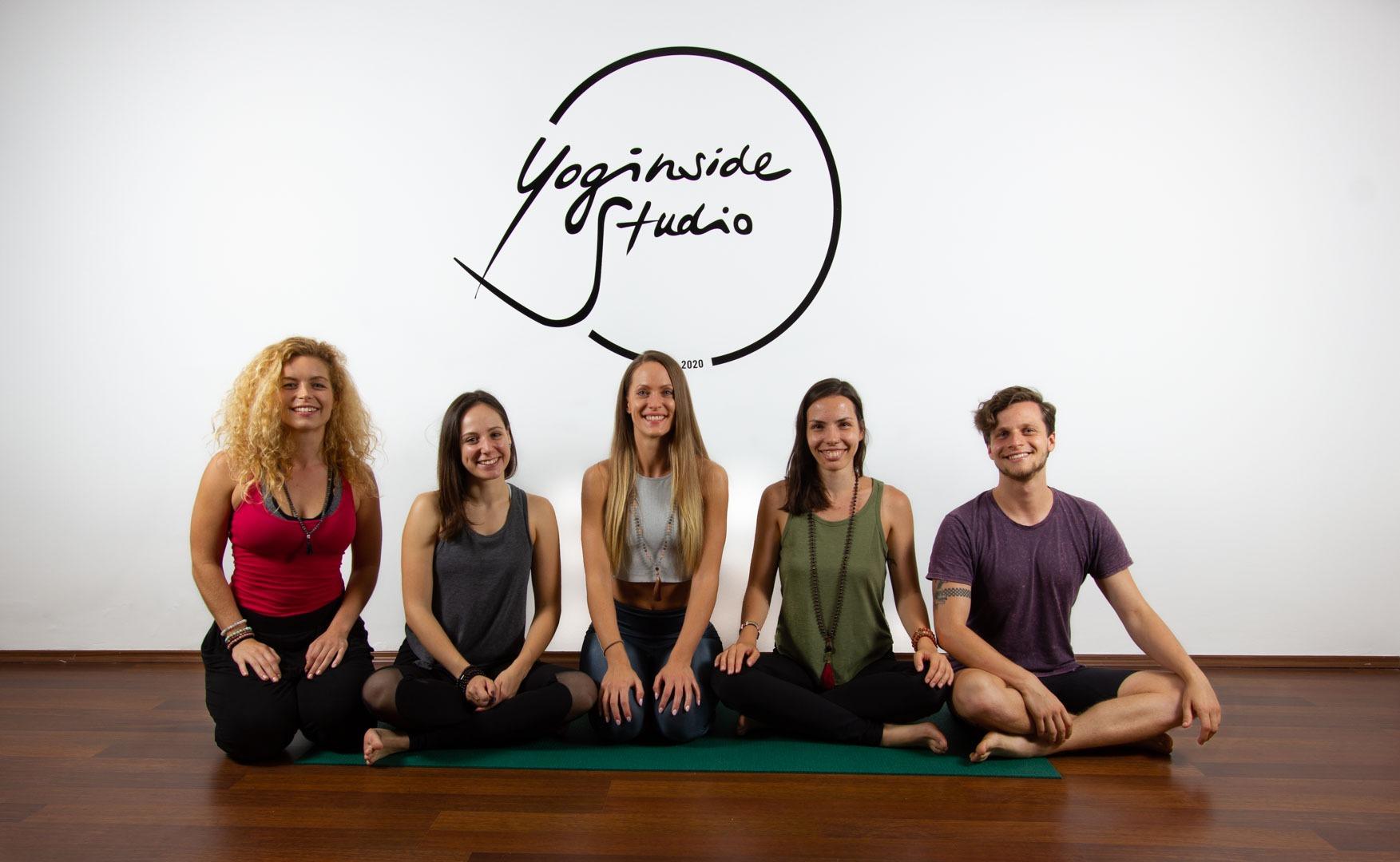 Jóga oktatók - YOGINSIDE STUDIO
